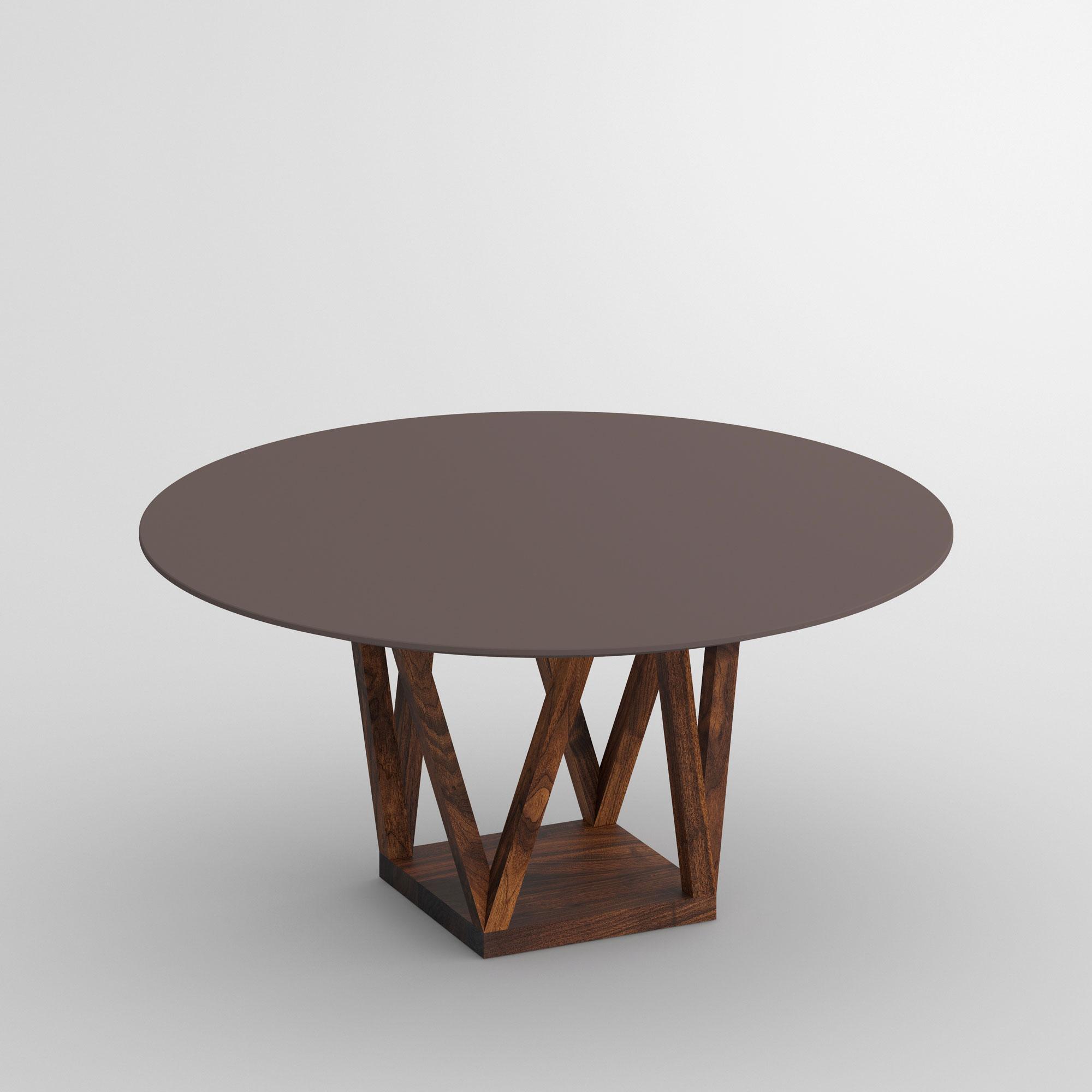Tischplatte mit linoleum affordable tischplatte linoleum for Design couchtisch linos