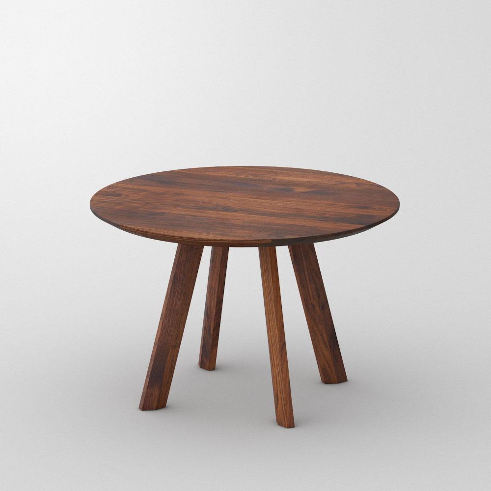 Malerisch Esstisch Rund Massiv Das Beste Von Designer Rhombi Round Maßgefertigt Aus Amerikanischer Nussbaum