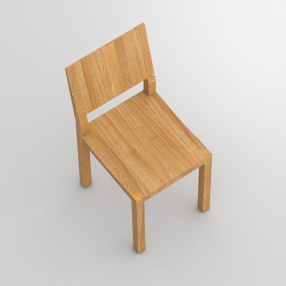 Massivholz Stuhle Cheap Stuhl Vigga Varianten Massivholz