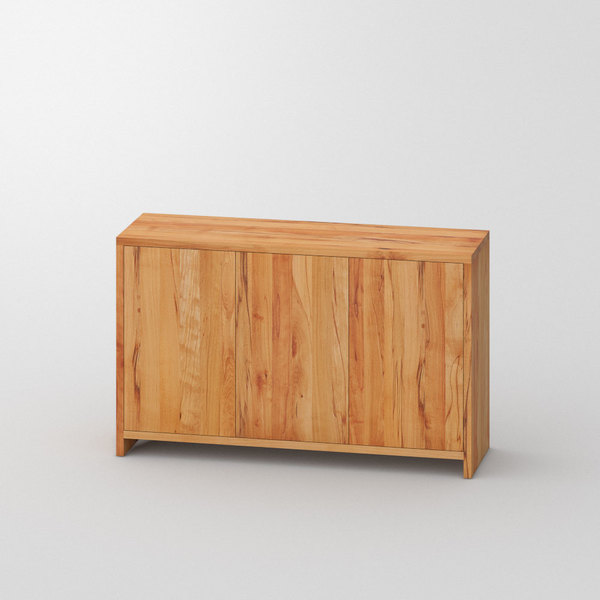 Tailor-Made Sideboard MENA F custom made in Solid core beech, oiled by vitamin design