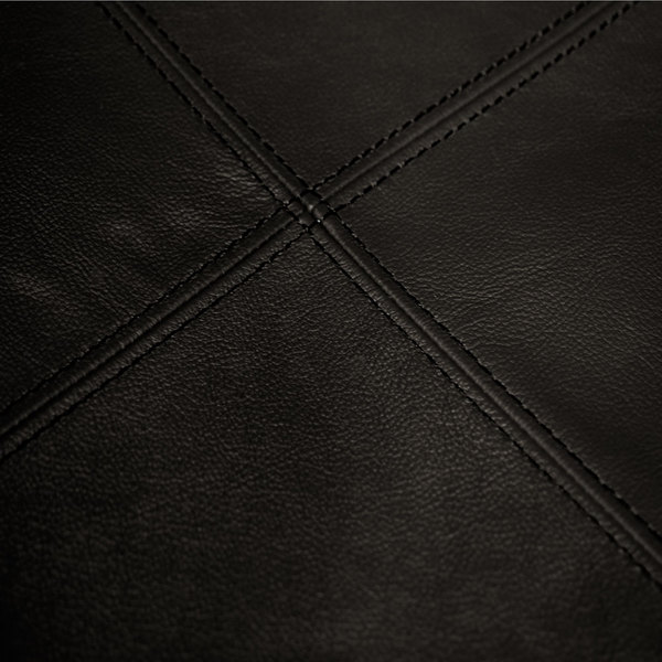 Quality Leather Cushion Accessory SEAT CUSHION SQUARE custom made in  by vitamin design
