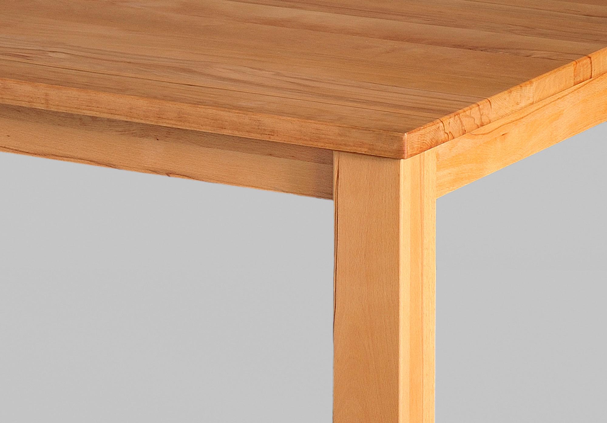 Tisch Aus Massivholz Forte Vitamin Design