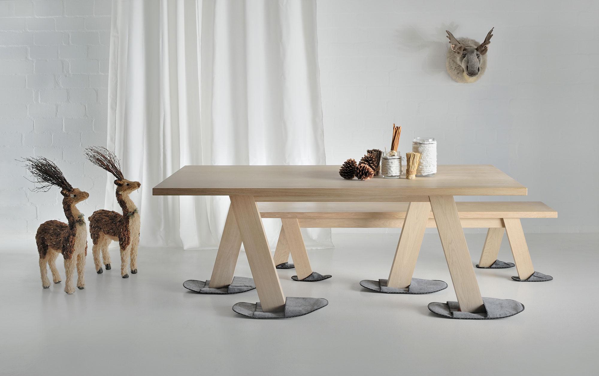 Ausgefallener Tisch Go Vitamin Design