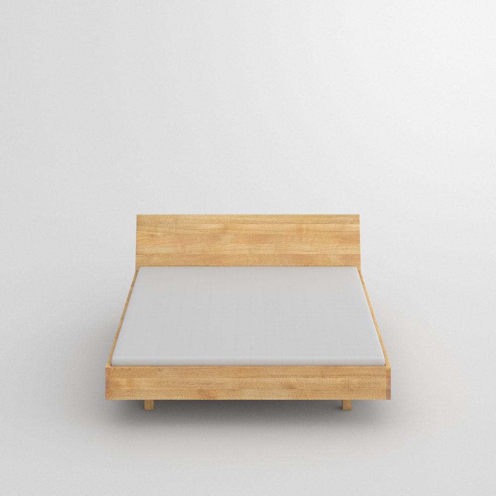Konfigurierbares Holzbett QUADRA | vitamin design